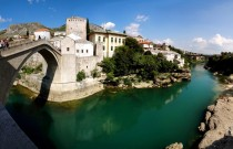 BOSNIA FROM SNIPERS'NESTS TO CITADELS