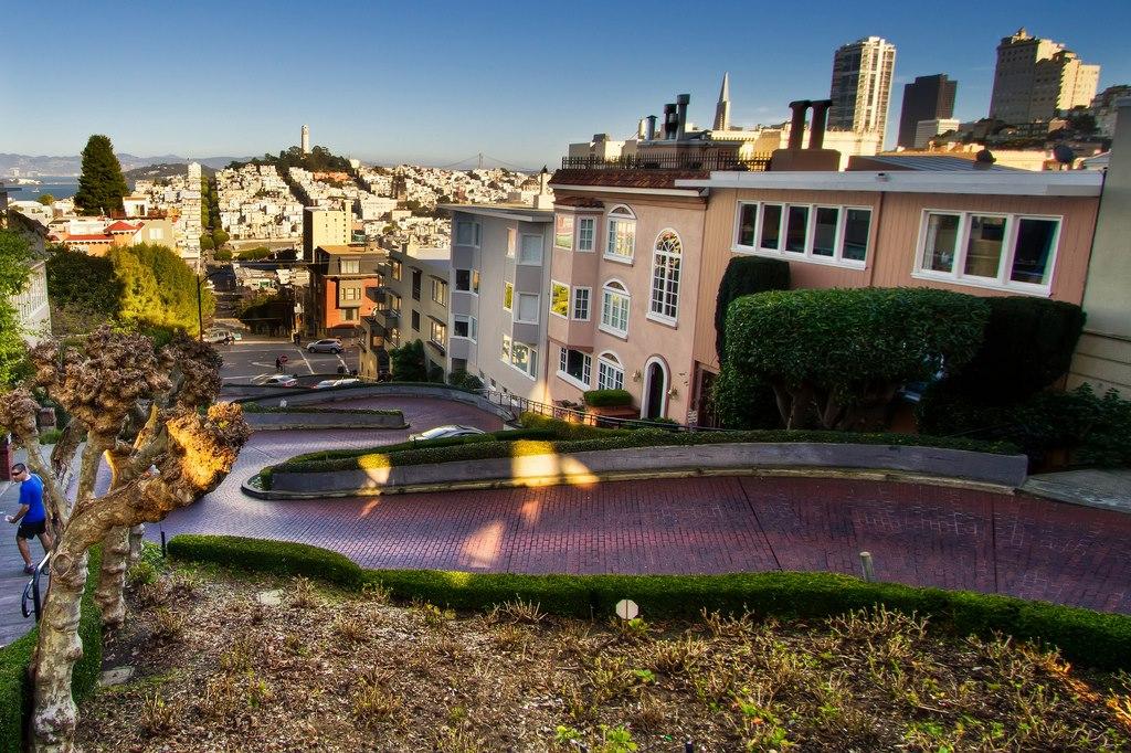 San Francisco's architecture. Photo by Agustin Rafael Reyes www.arcreyes.com