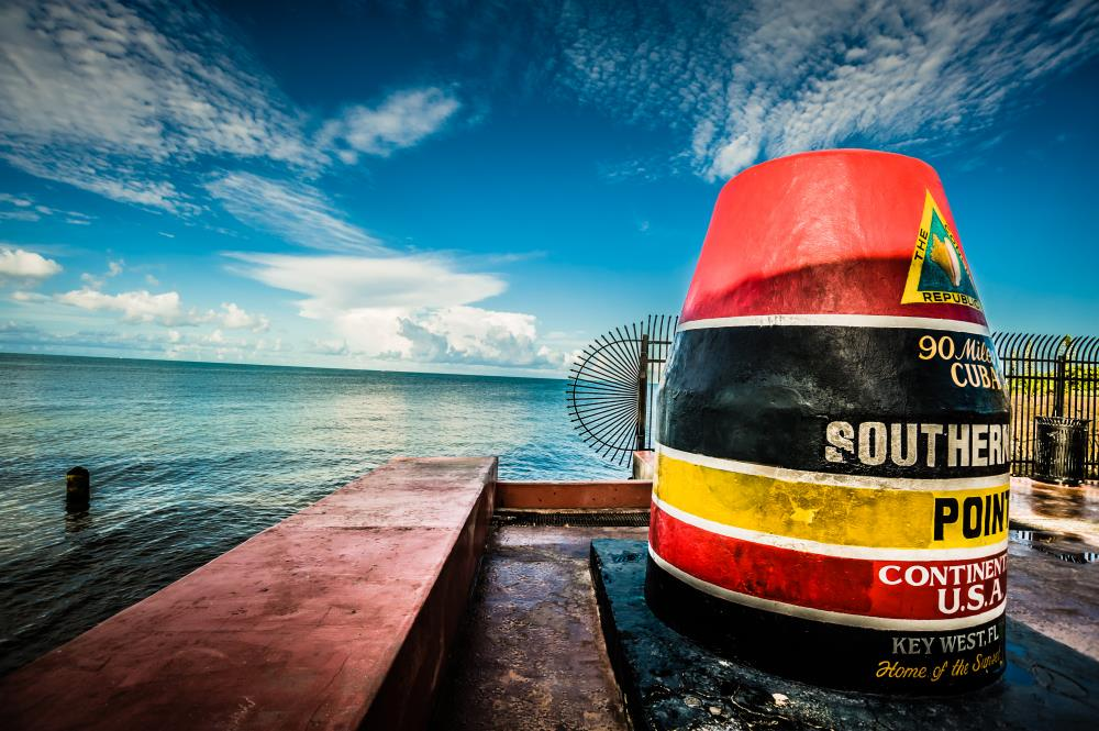 The Southernmost Point. Photo by Todd Feit.