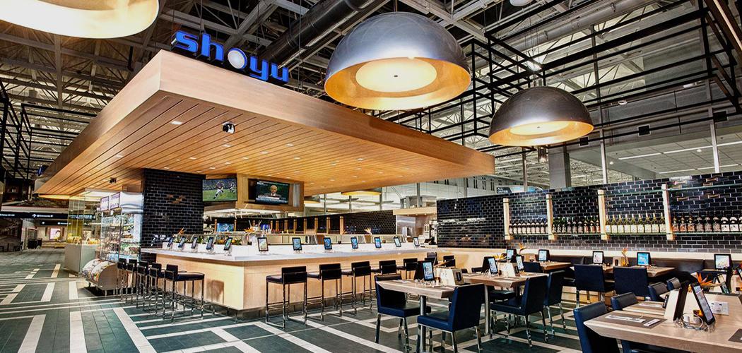 Shoyu, Minneapolis-St. Paul International Airport, U.S.