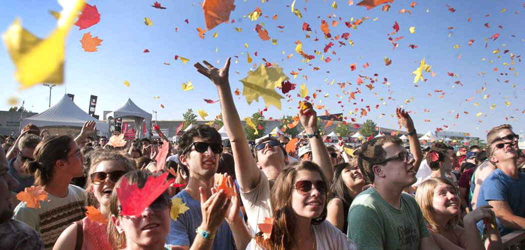festival slider