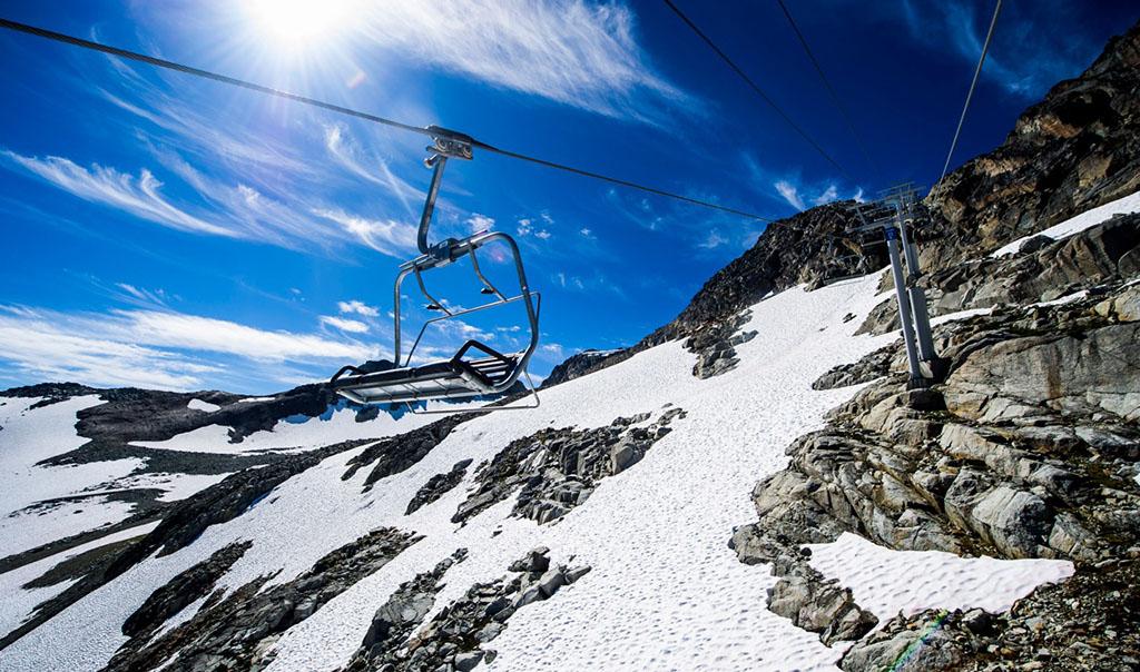 Summer Ski Getaways