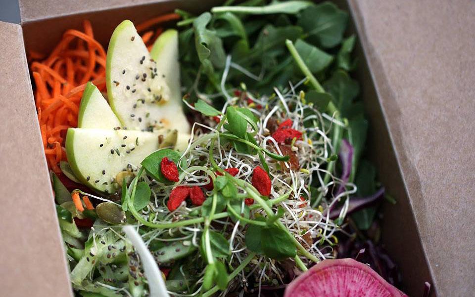 Toronto's Best New Vegetarian Restaurants