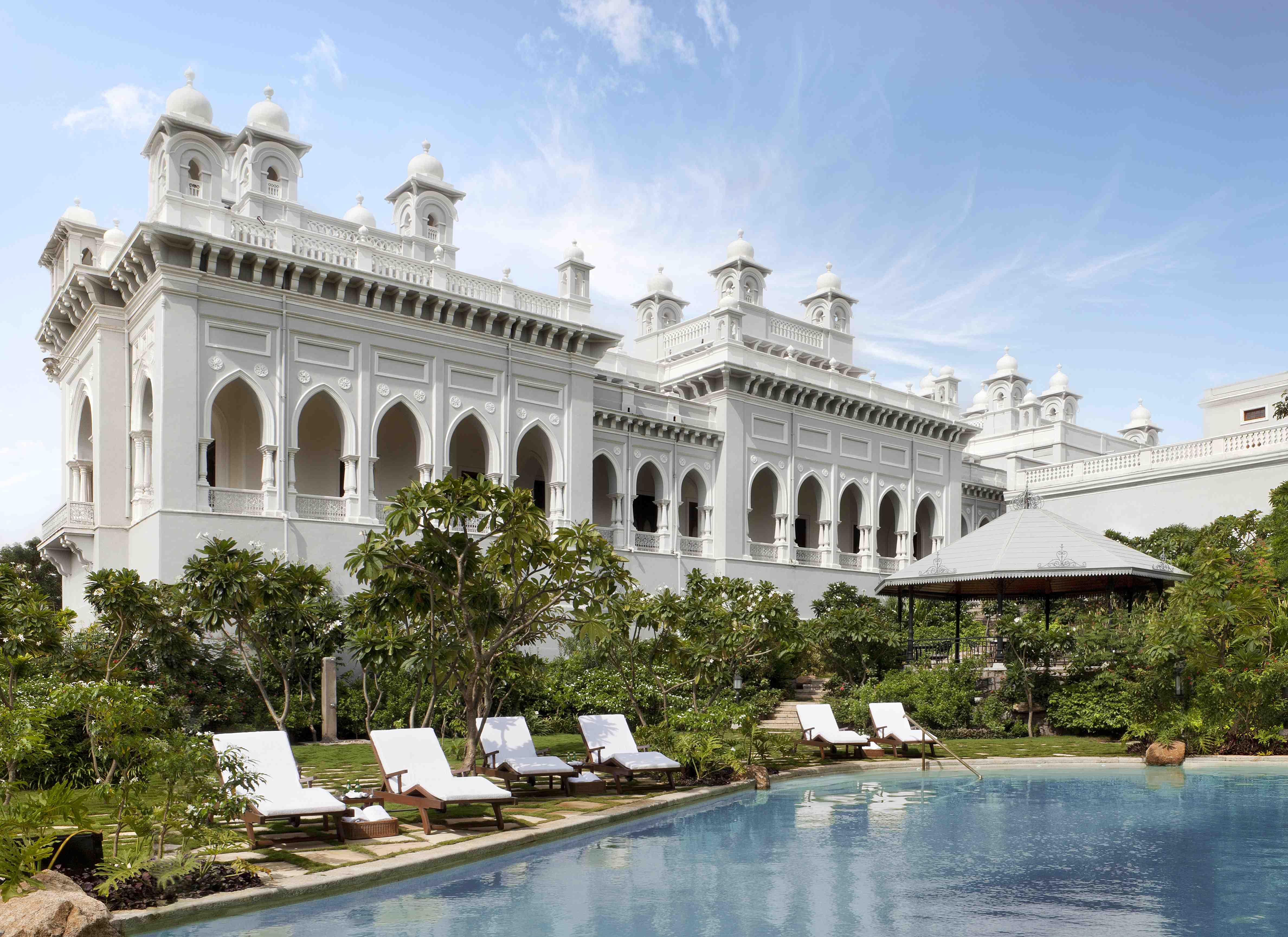 Taj Falaknuma Palace in Hyderabad BOLD magazine