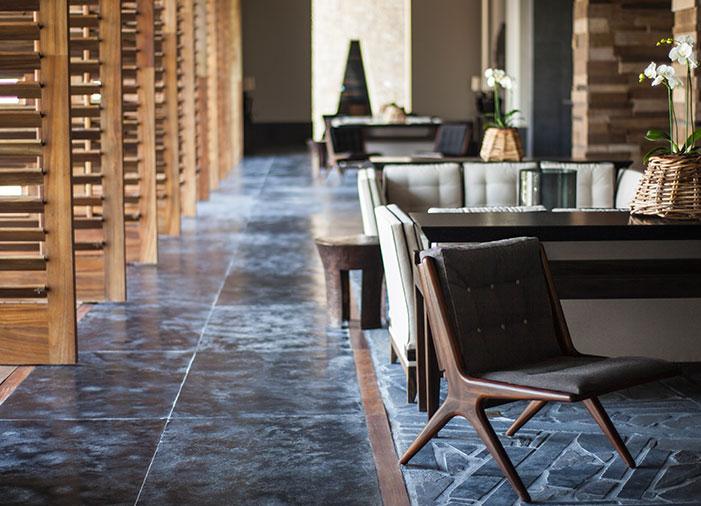 Nizuc Resort, lobby