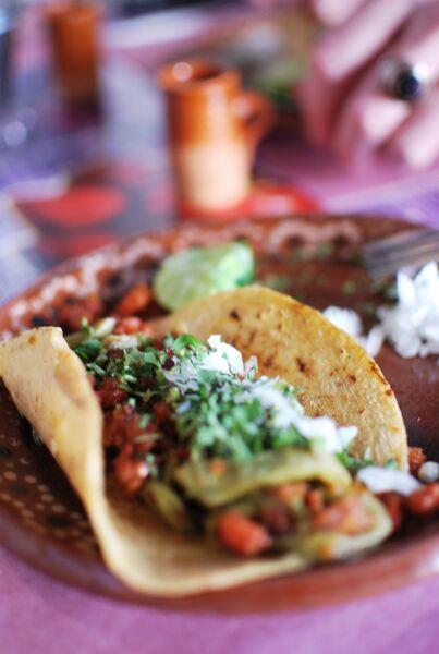 Tacos - Don Batiz Cantina