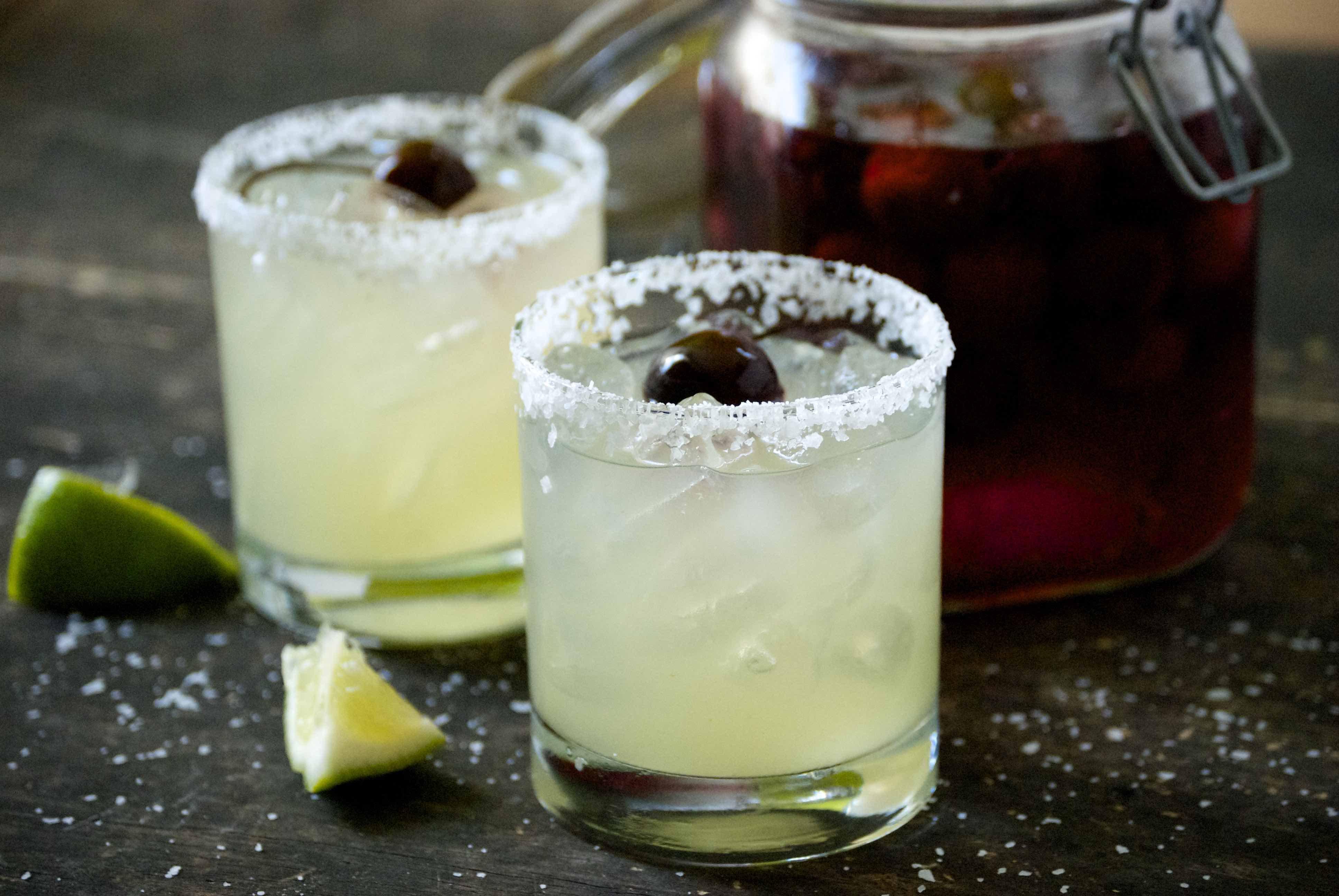 04 - Margarita drink