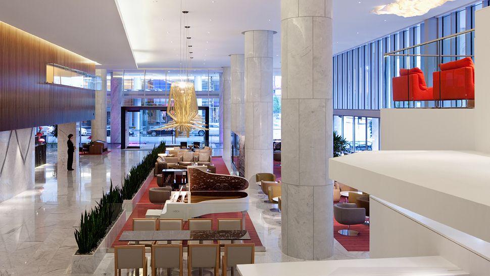 Fairmont Pacific Rim - lobby lounge - boldmagazine