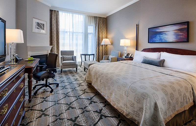 Victoria: Magnolia Hotel and Spa