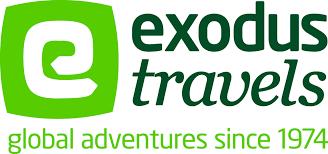Exodus Travel Logo - Boldmagazine