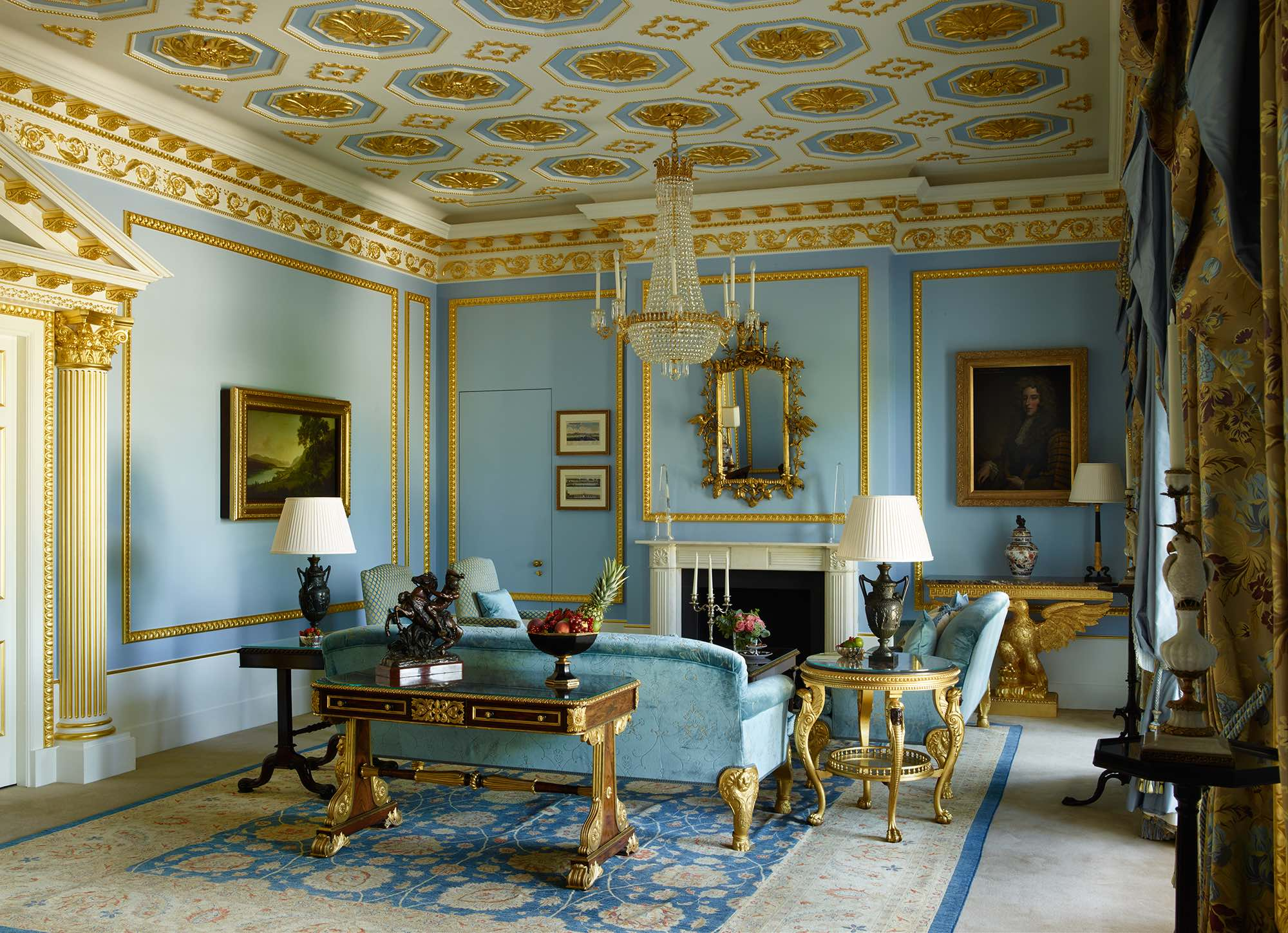 The Hotel: The Lanesborough<br />