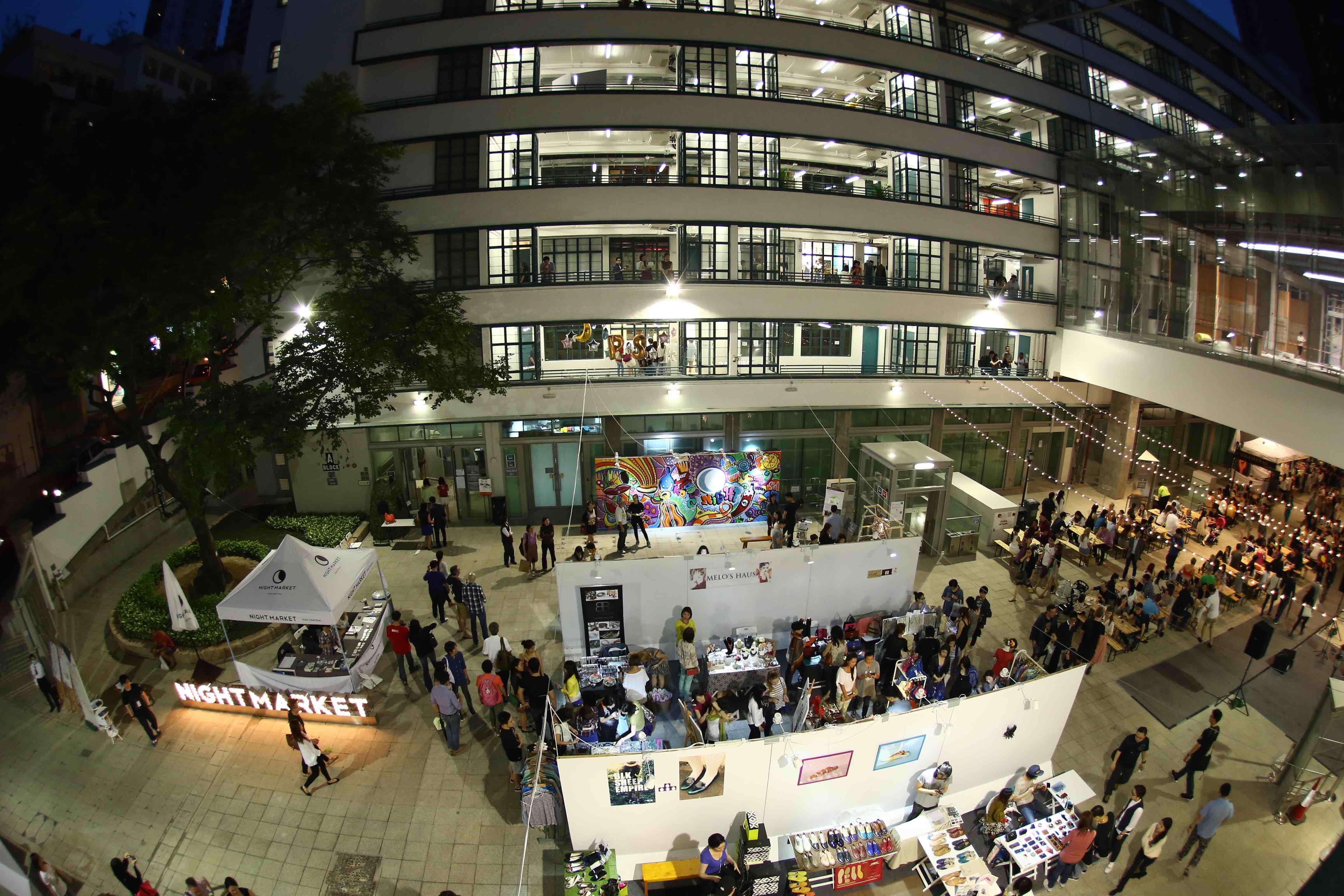 PMQ - Night Market