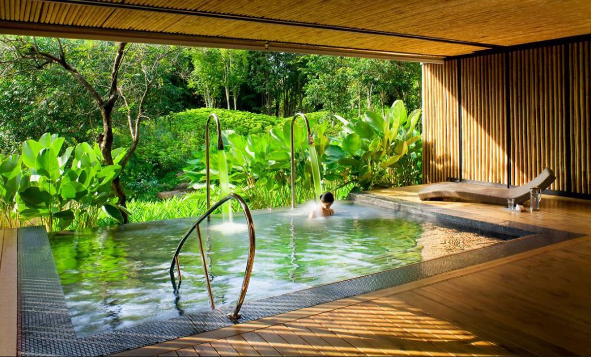 Therapy Spa, at the Four Seasons Bali at Sayan