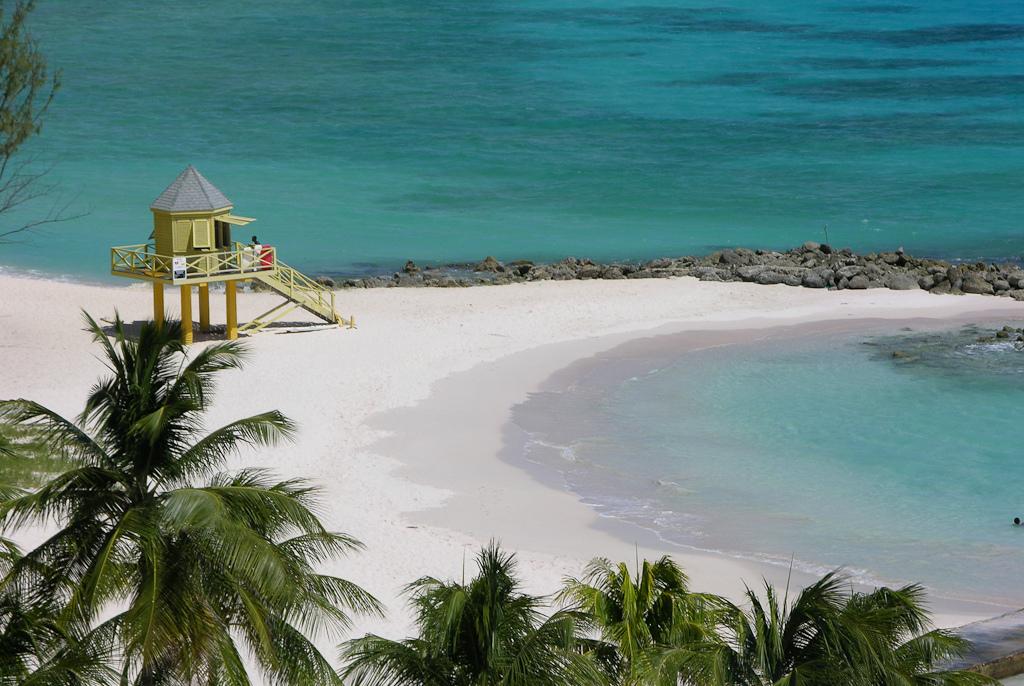 Hilton Beach Resort in Barbados. Photo by Jack Kennard