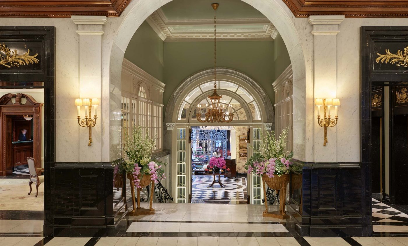 The Hotel: The Savoy