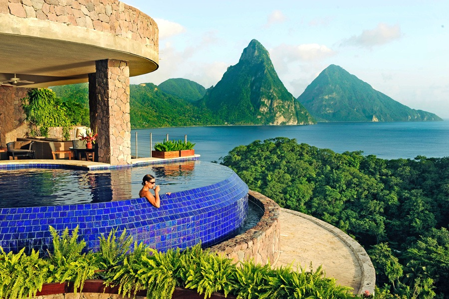 7. SAINT LUCIA<br />