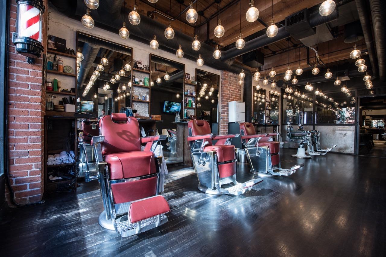 GROOM: Barber & Co.