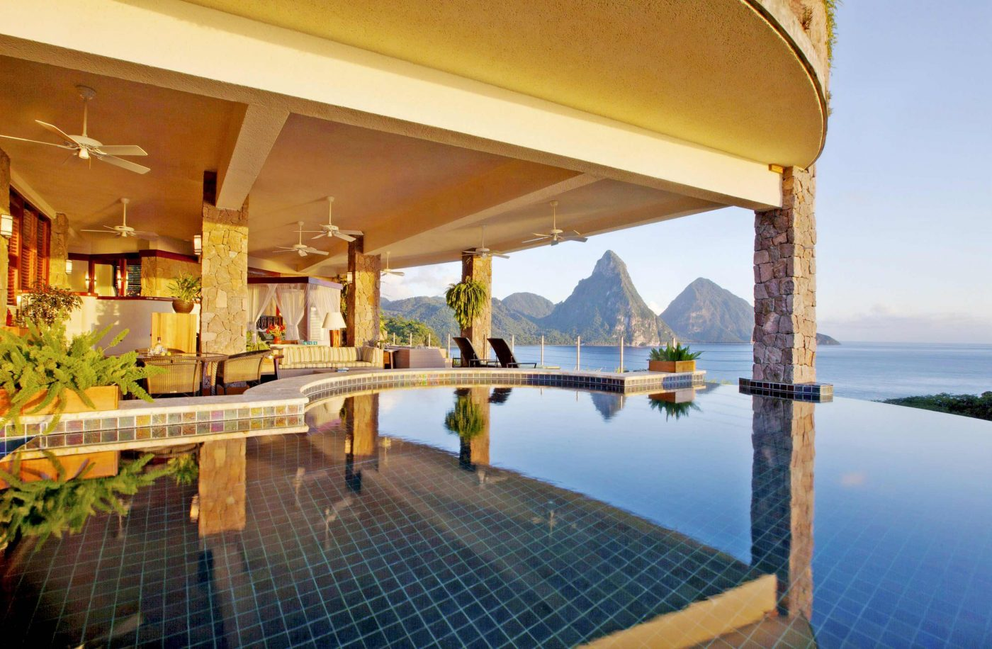 SAINT LUCIA<br /> Simply Beautiful for Your Simply Forever