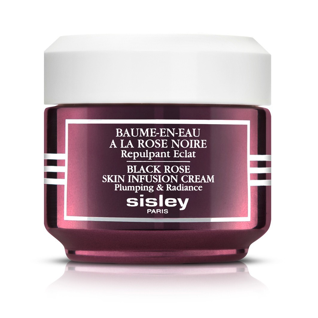 Pump it up with Sisley Black Rose Skin Infusion