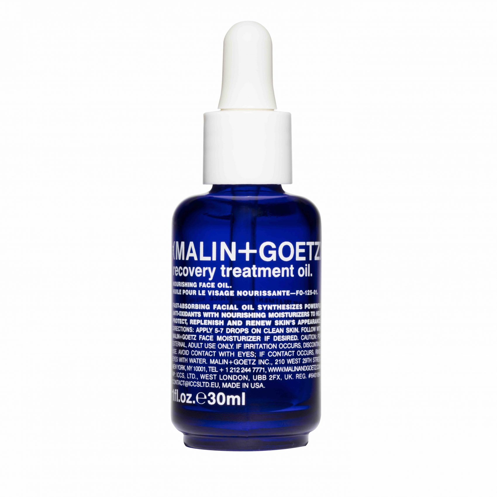 Serve and Protect with Malin+Goetz Treatment Oil<br />