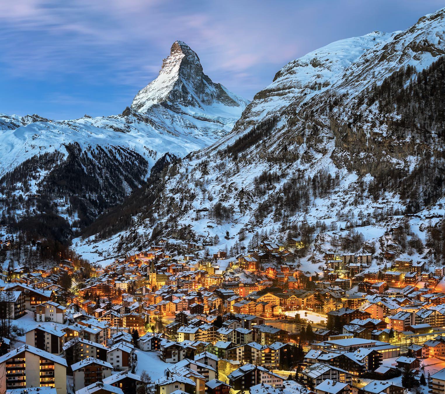 SWITZERLAND'S ALPS