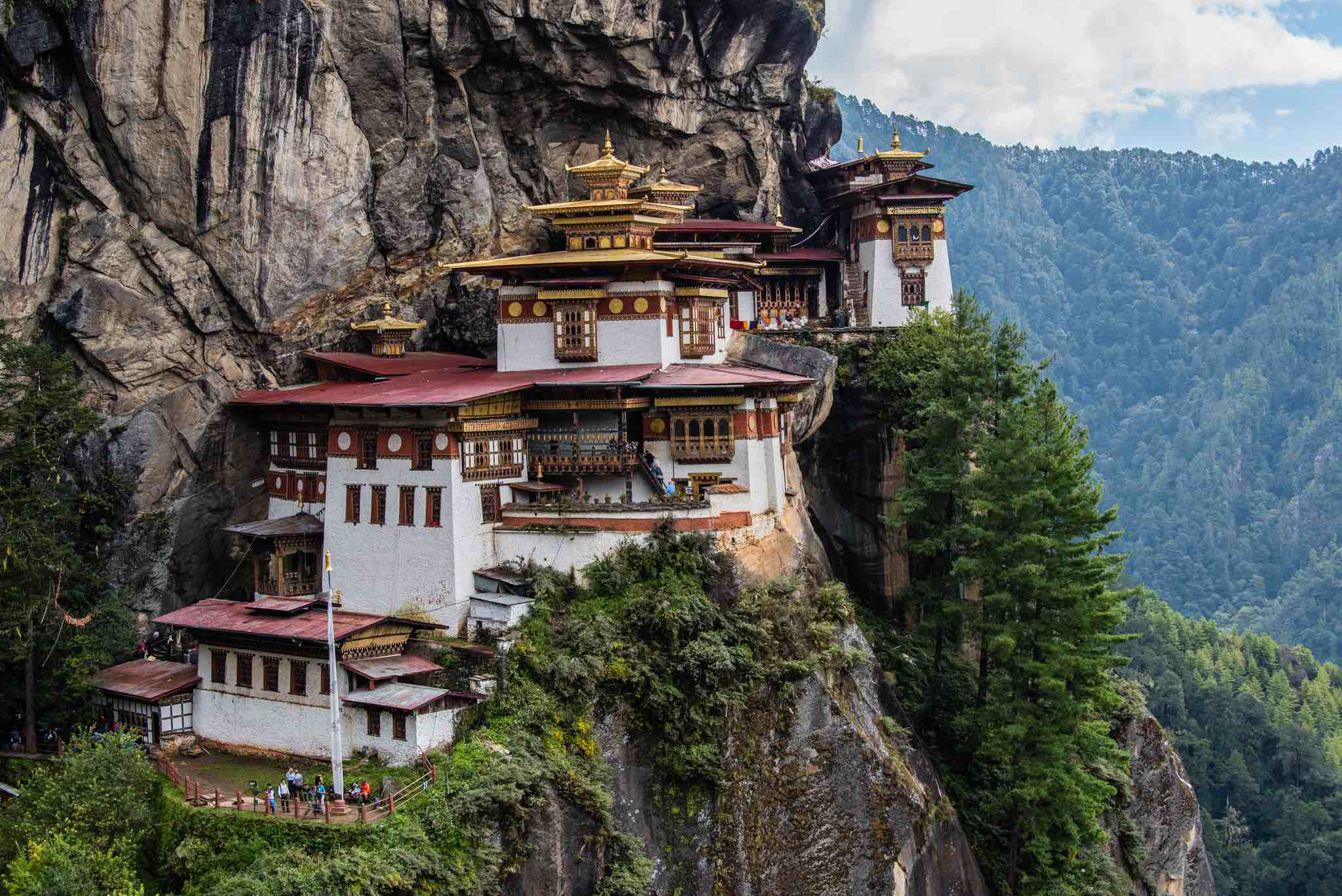 BHUTAN'S TIGER'S NEST