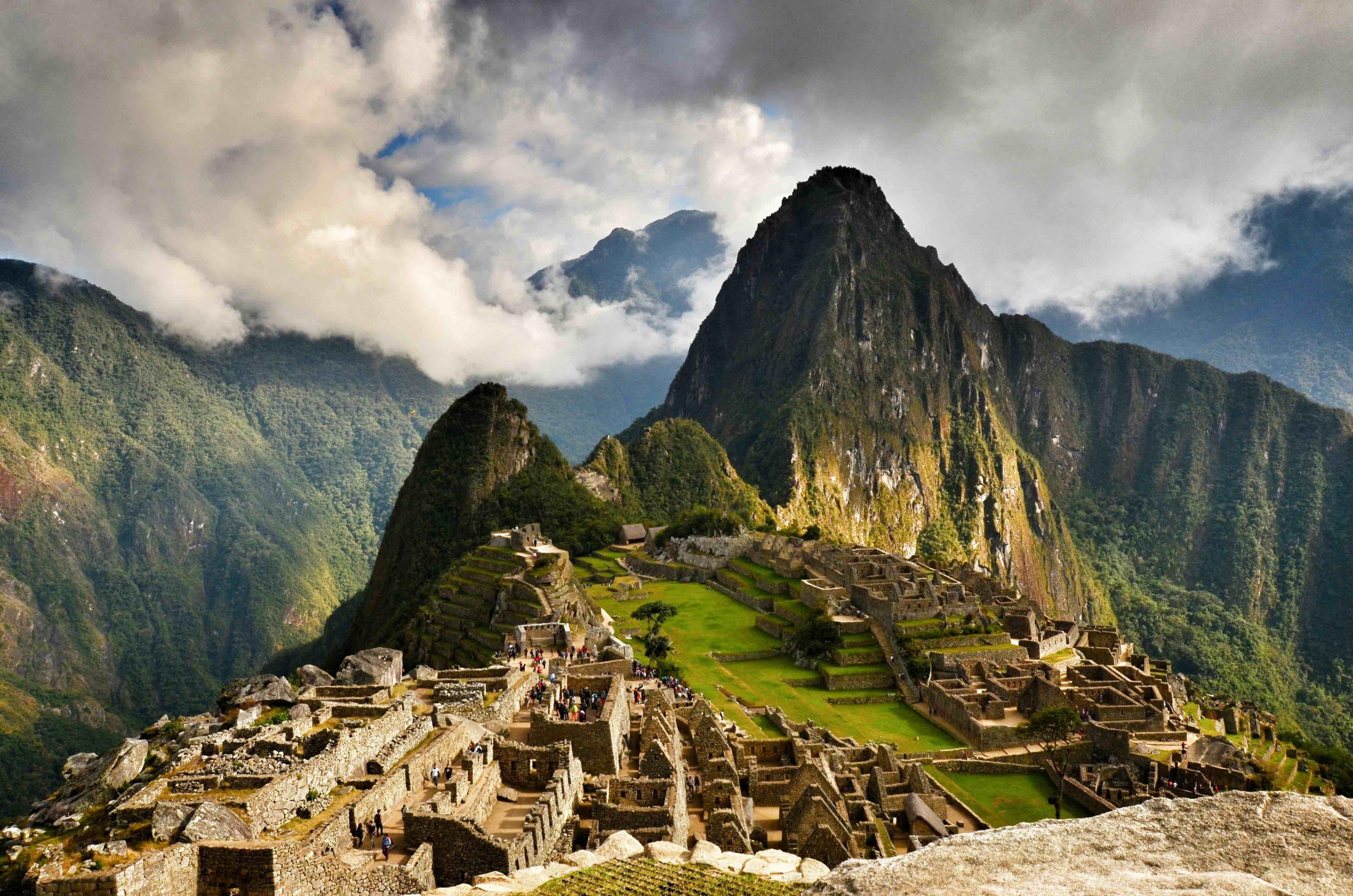 The Legends of Peru