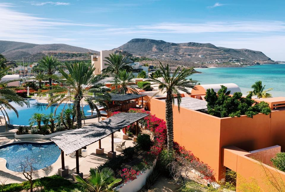 LA PAZ, MEXICO:  CostaBaja Resort & Spa