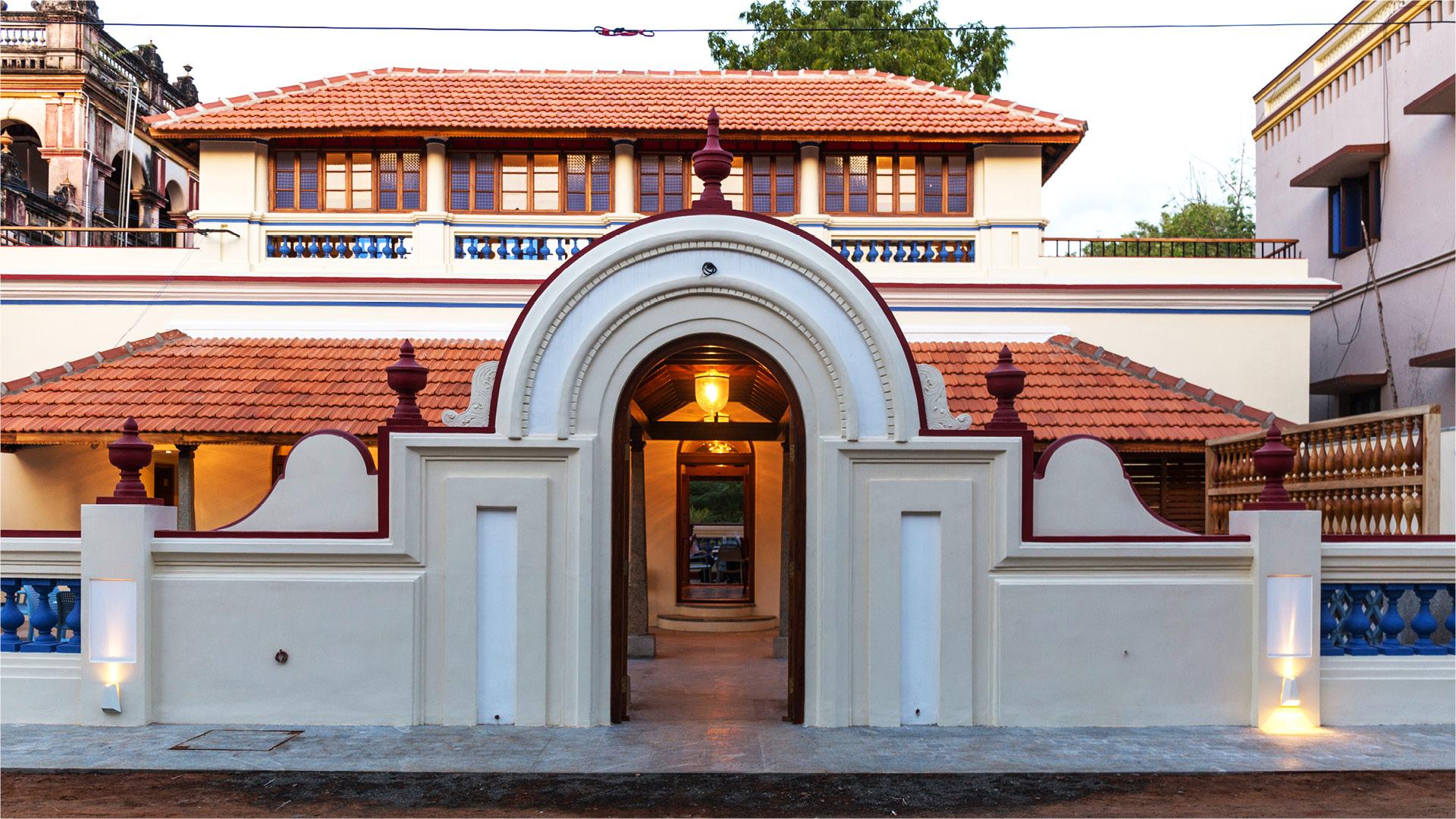 The Vaadhyar's House