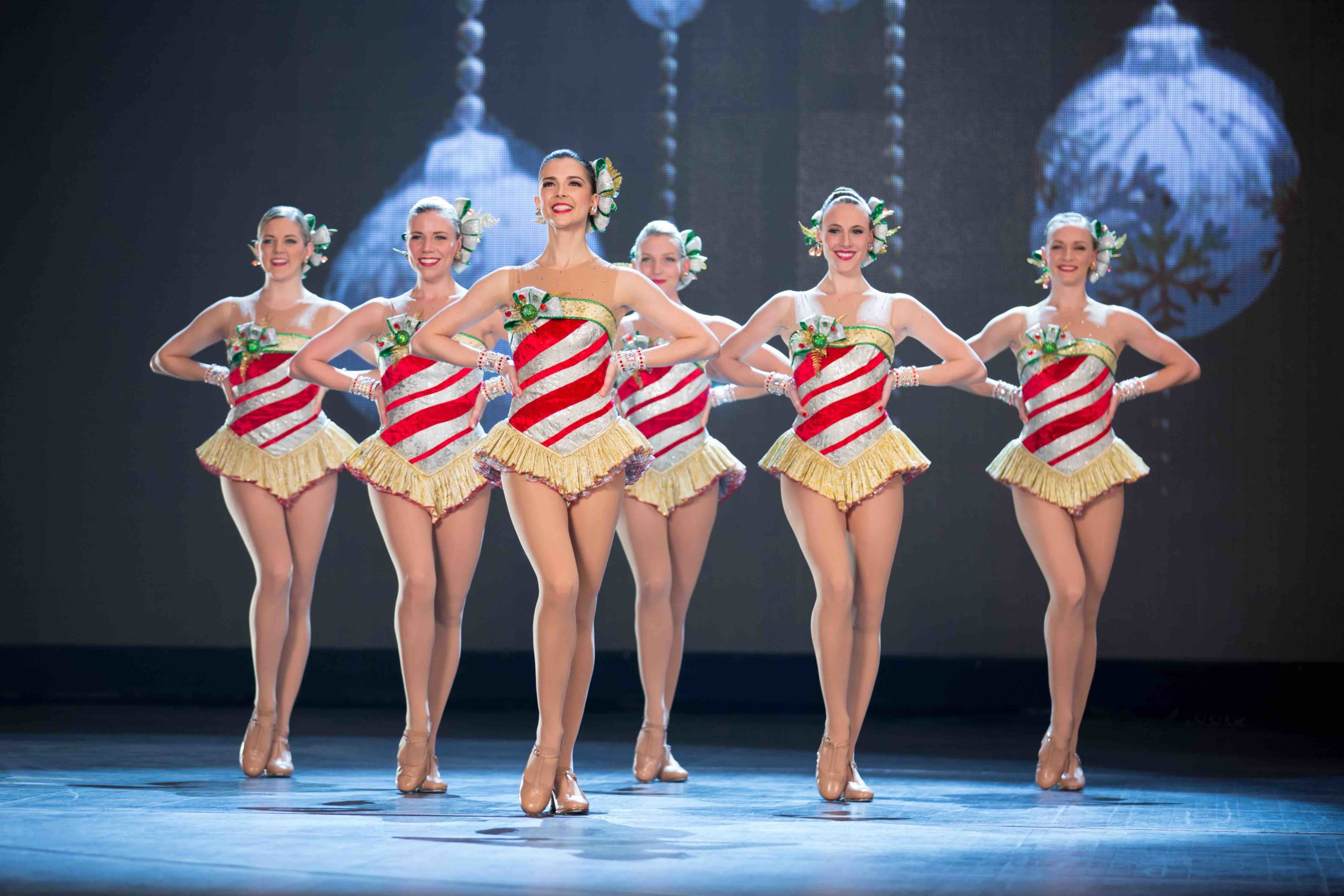 7. Radio City Christmas Spectacular Starring the Rockettes