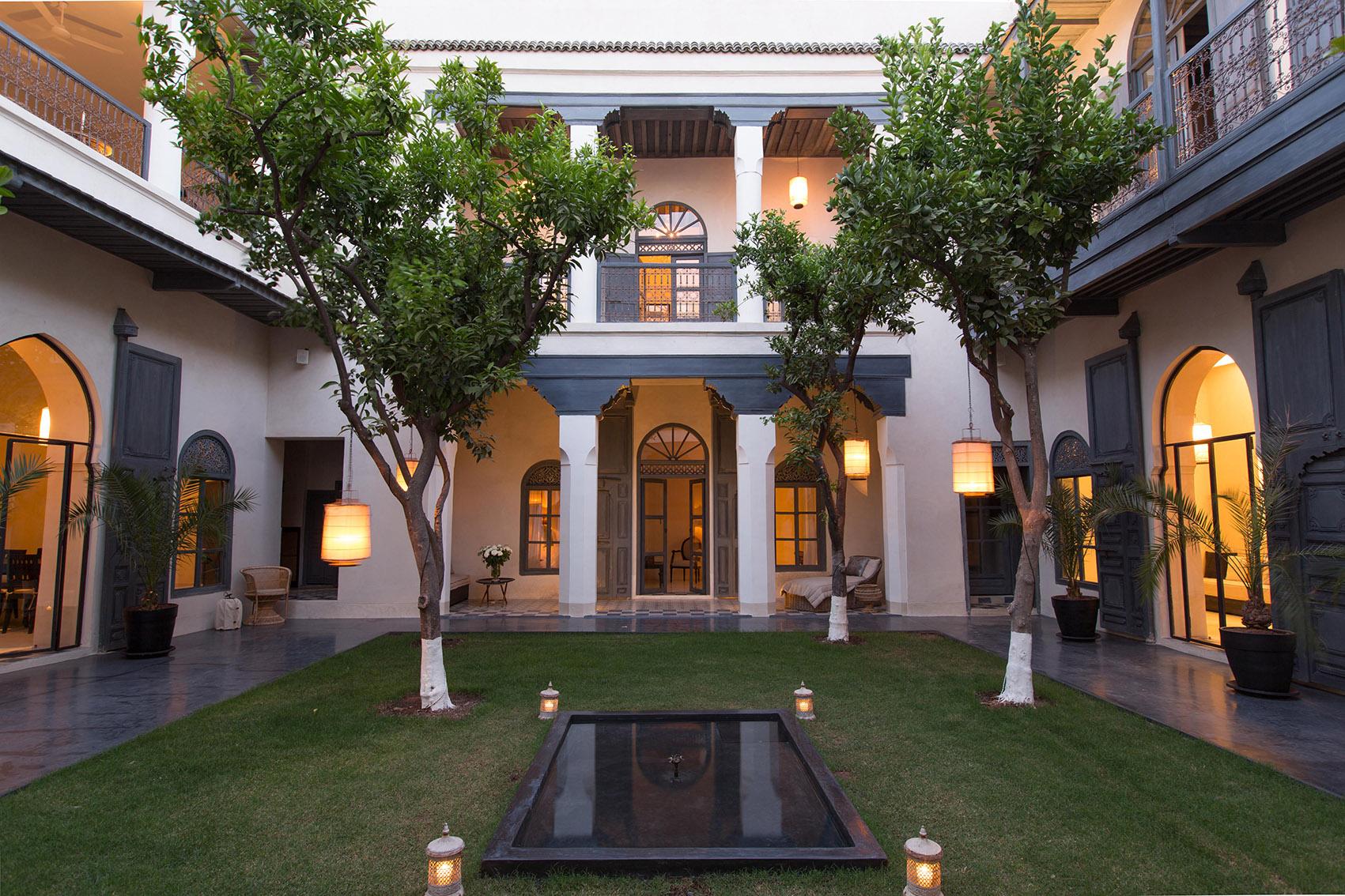 Riad de Tarabel Marrakech, Morocco