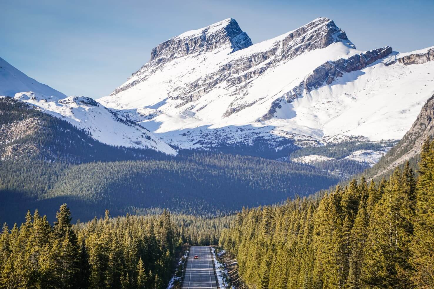 3. Icefields Parkway, Canada