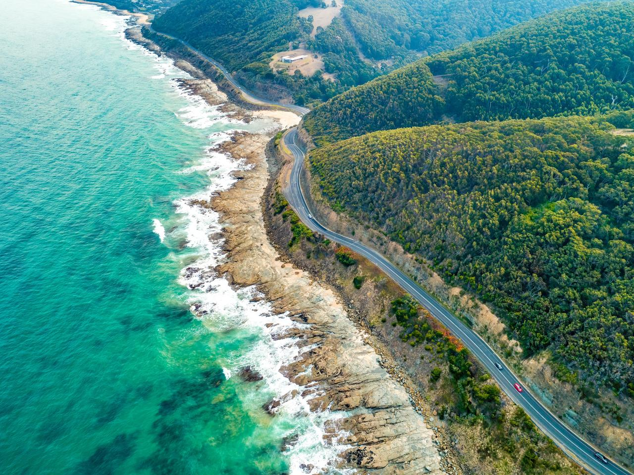 5. Great Ocean Road, Australia