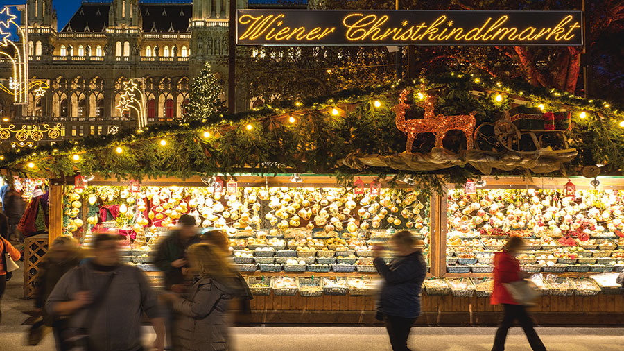 6. Journey through Europe's enchanting Christmas Markets <br />