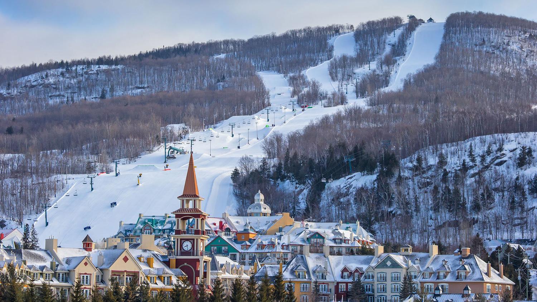 Mont-Tremblant Ski Resort - Mont-Tremblant, Quebec