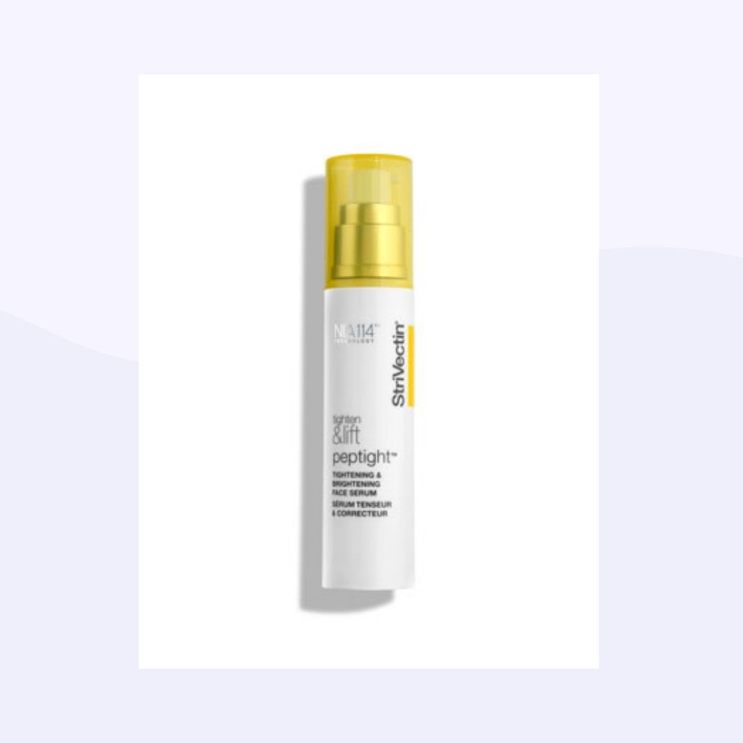 StriVectin's Peptight™ Tightening & Brightening Face Serum