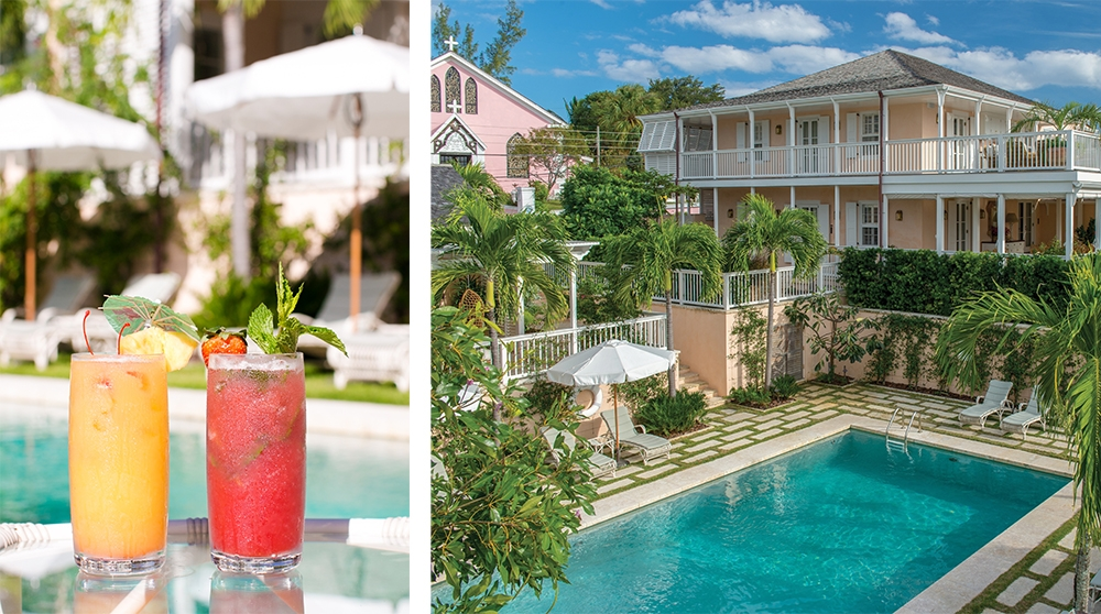 02. THE GOOMBAY SMASH<br /> BY BAHAMA HOUSE, HARBOUR ISLAND<br />