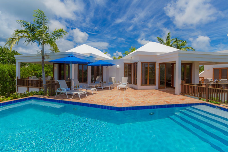 Twin Palms Villas at Meads Bay