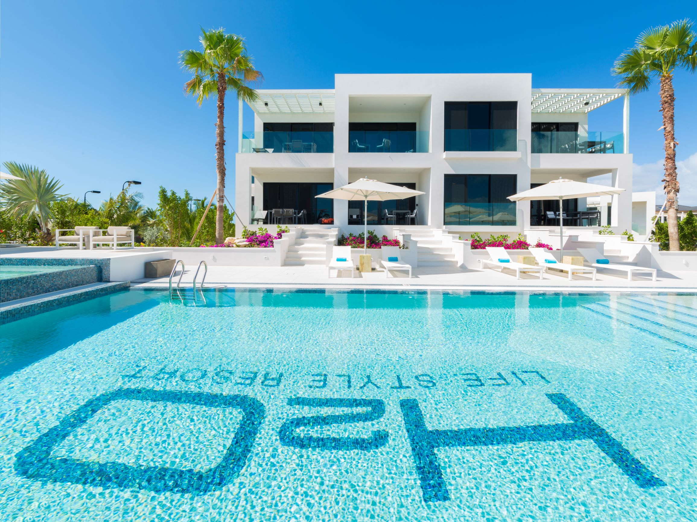 10. H20 LIFE.STYLE RESORT<br /> Turks and Caicos<br />