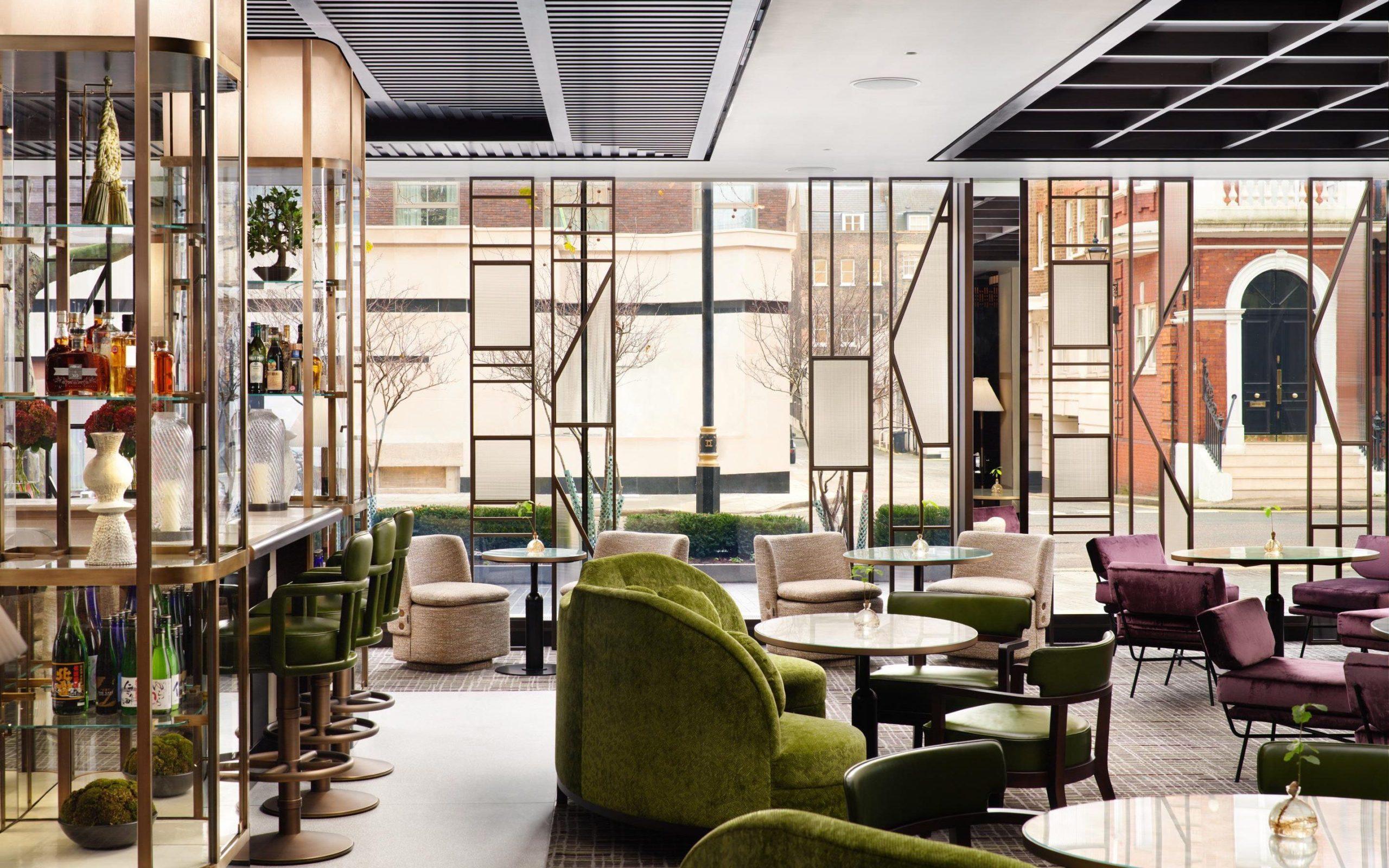 5. NOBU HOTEL LONDON PORTMAN SQUARE<br /> London, England<br />