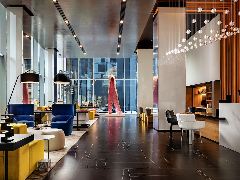 7. HUMANITI HOTEL MONTREAL<br /> Montreal, Canada<br />