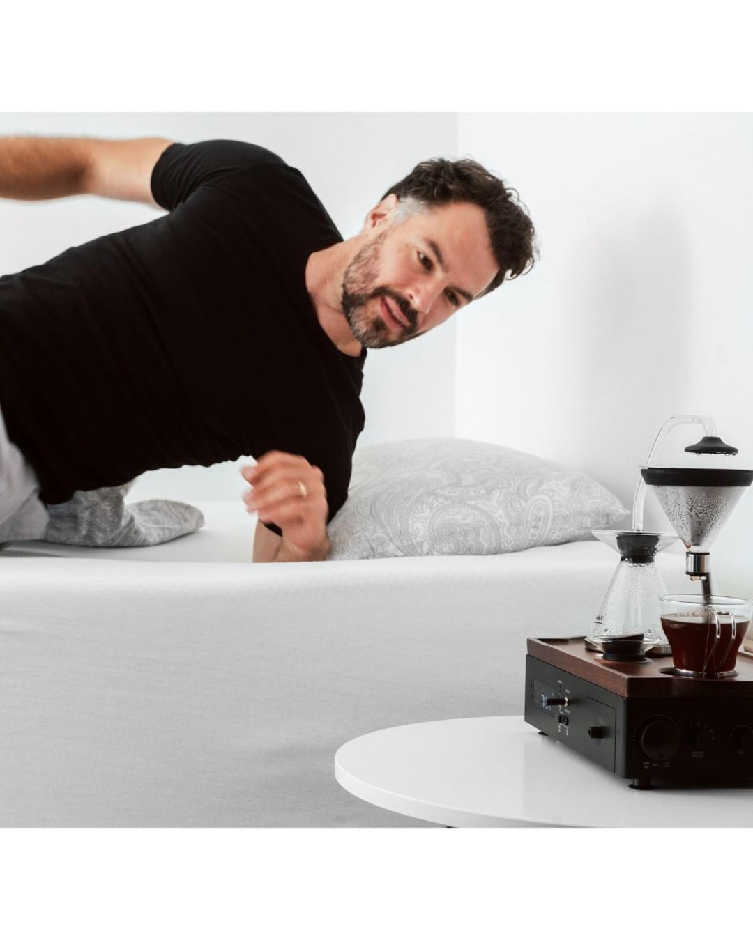 QUIRKY GADGETS: The Barisieur alarm clock<br />