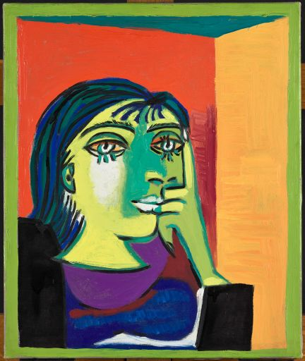 POP-UP ART: Picasso. Figures