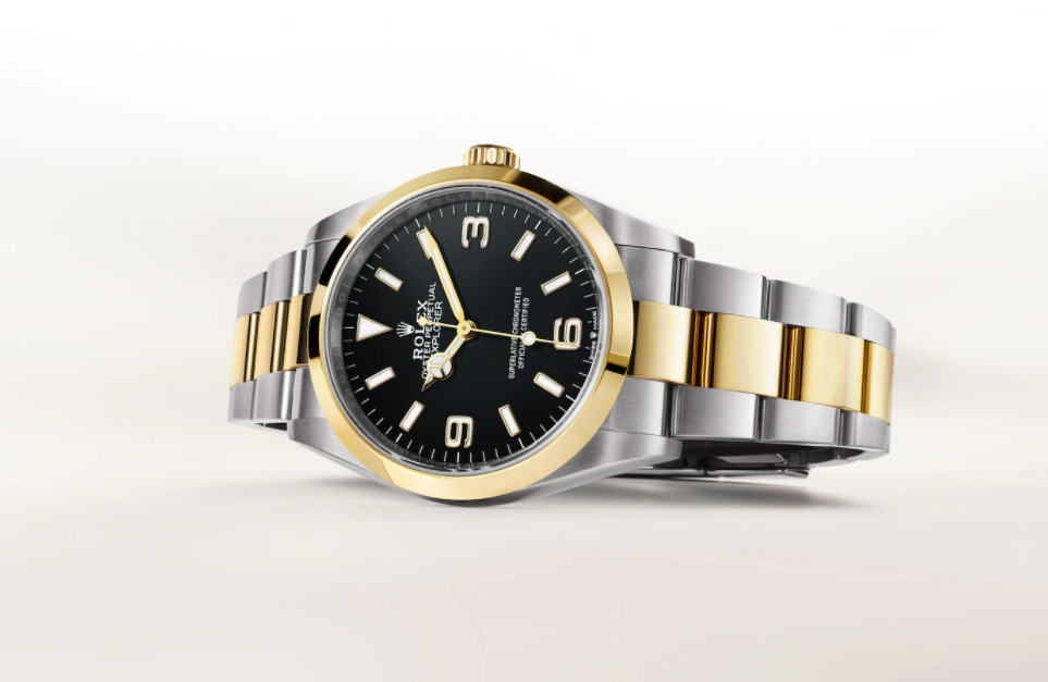 STYLE UPDATE: Rolex Oyster Perpetual Explorer