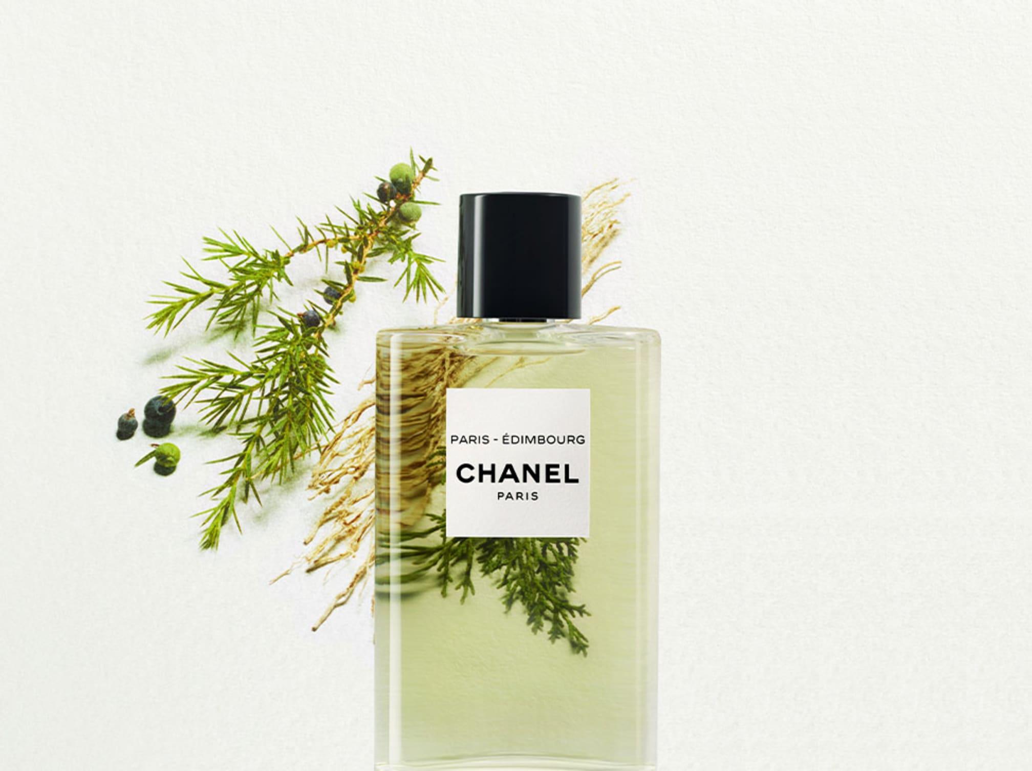 SULTRY SCENTS: Chanel Paris-Édimbourg
